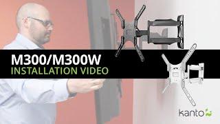 M300 TV Mount Installation Guide | Kanto Mounts