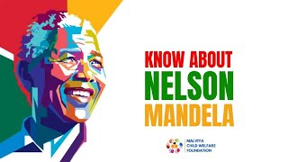 Know About Nelson Mandela | Walking with Mandela| Hindi | #malviyachildwelfare