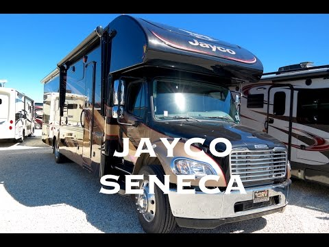 Jayco Seneca Super C Walk Through Rv On Freightliner M2 Chassis