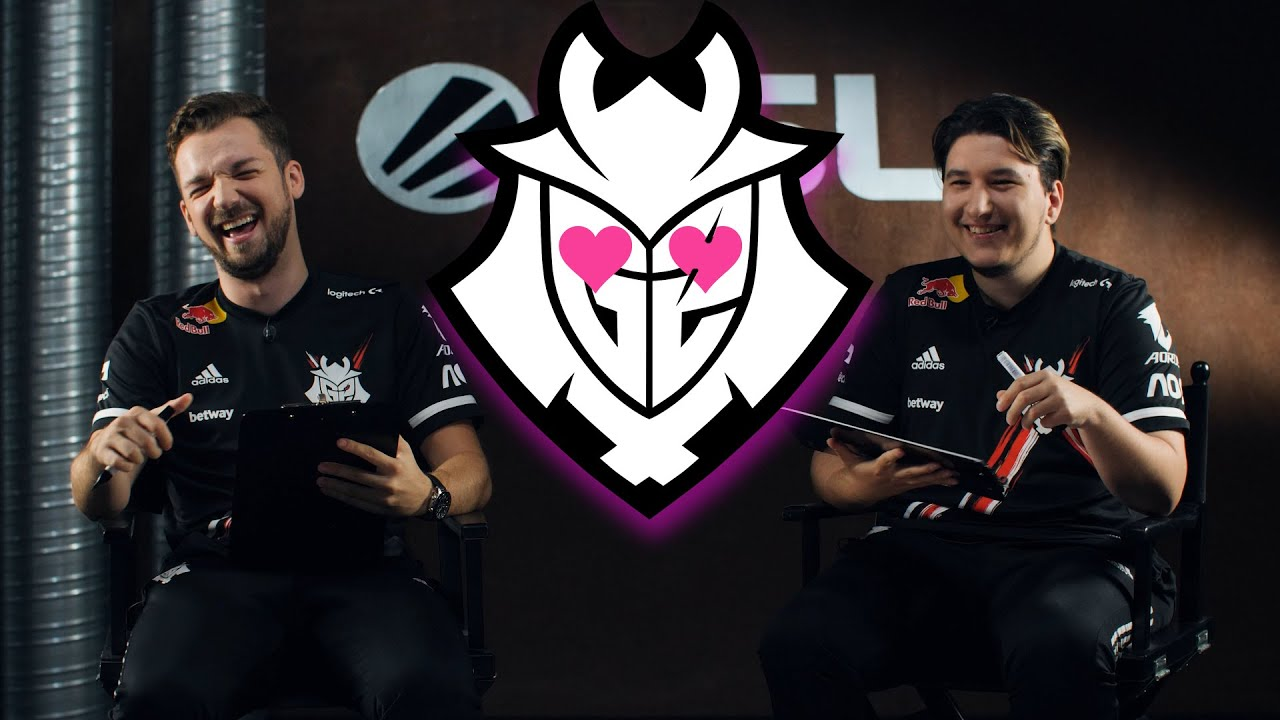 Are G2 BEST FRIENDS? ♥️