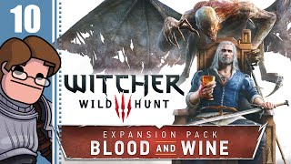 Let's Play The Witcher 3: Blood and Wine Part 10 - Ravix of Fourhorn (Death March Difficulty)