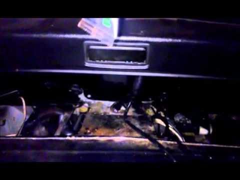 Tableau De Bord Mini Austin Youtube