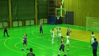 BK Slovan Bratislava - BAM Poprad 2.polčas