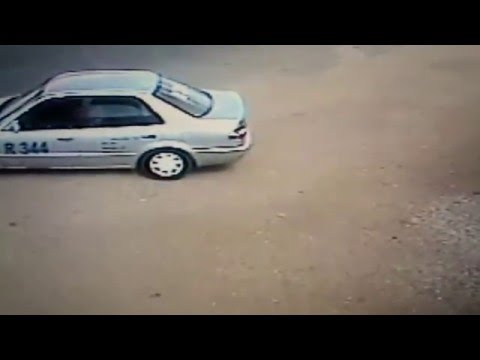 Theft in Windhoek by bank gang - camera 1