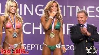 2013 IFBB MS bikini fitness  168cm FINALE