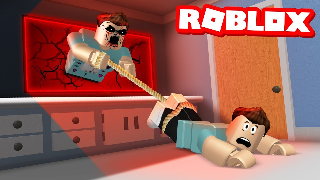 Escape From Evil Denis In Roblox Youtube