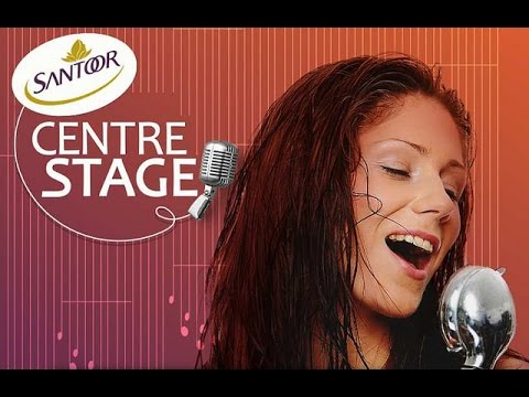 Santoor Center Stage -SINGING CONTEST--LEARN TOSING THE SONG