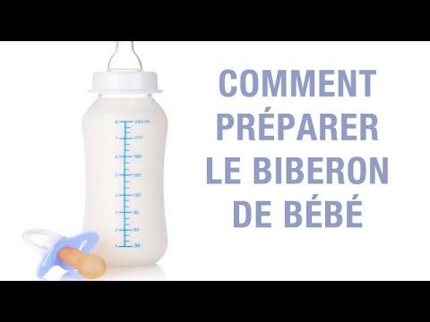Comment pr parer le biberon de b b youtube - Comment choisir le matelas de bebe ...