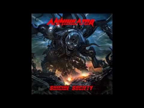 Annihilator - Suicide Society (Deluxe Edition) (2015) [full album]