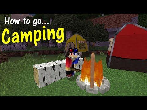 camping mod minecraft 1.8