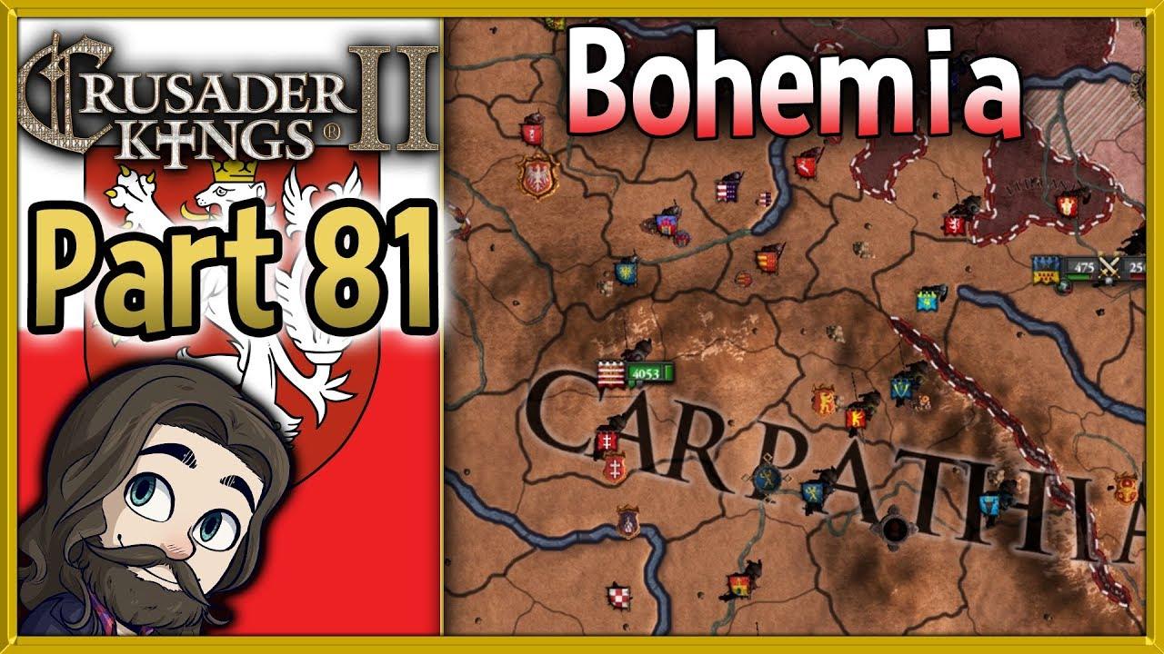 Crusader Kings 2 Holy Fury Bohemia Gameplay - Part 81 - Let's Play Walkthrough