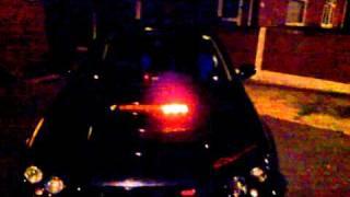 Knight rider KARR scanner Subaru Scooby WRX STI bugeye