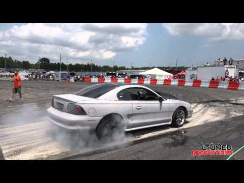 Burn-Out Contest – NOPI Nationals 2014 Day-2