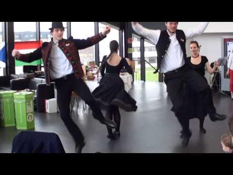 Magyar Nemzeti Nap - Edinburgh March 15 2015 - Dancers