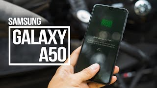 Samsung Galaxy A50 - Những điểm nổi bật nhất trong tầm giá