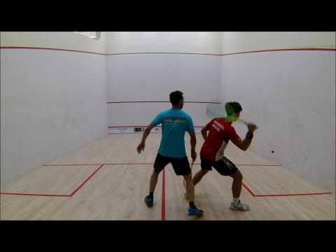 Singapore Open 2016 CHUA MAN CHIN vs WASEEM GUL