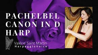 Pachelbel - Canon in D - Harp