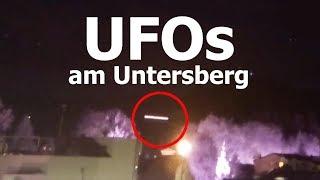 UFOs am Untersberg - Rätselhafte Lichterscheinungen