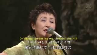 旅情 加藤 登紀子 知床