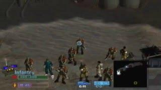 Aliens Versus Predator Extinction Marines Mission 1 Gameplay