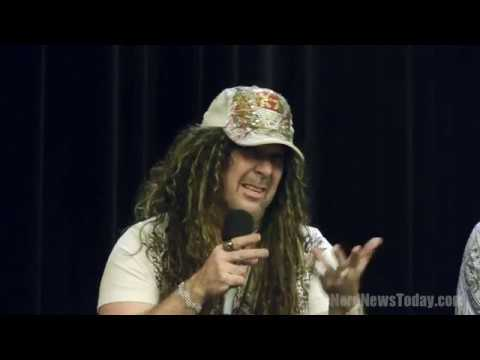 Jess Harnell's uplifting story that saved someones life