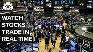 Watch stocks trade in real time – 06/27/2019