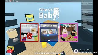 I play where is the baby in roblox