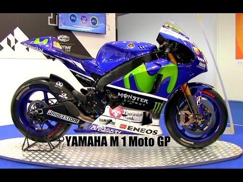 Yamaha YZR-M1 MotoGP Valentino Rossi (VIDEO BEST 4K)