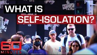 World Health Organisation expert explains self-isolation & social distancing | 60 Minutes Australia