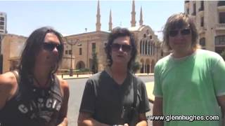 Message from Glenn Hughes - July 2015