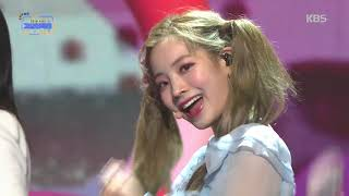 vuclip KBS가요대축제 - [Special Stage1] Kissing You ♥ (원곡: 소녀시대)   20181228