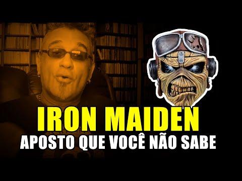 Iron Maiden: Aposto que Você Não Sabe