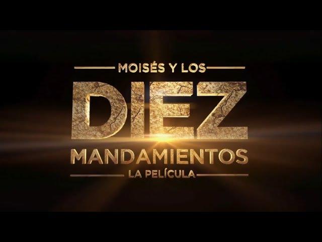 Trailer - Moisés y los 10 Mandamientos - La Película - Próximamente