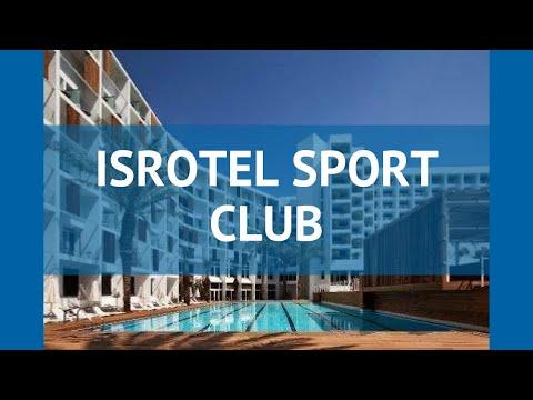 ISROTEL SPORT CLUB 4* Израиль Эйлат обзор – отель ИСРОТЕЛЬ СПОРТ КЛАБ 4* Эйлат видео обзор