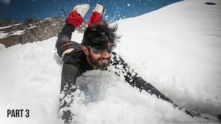 Patalsu Peak Trek in Manali  |  Part 3  |  Snow Slides - An Ultimate Adventure
