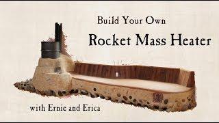 Rocket Mass Heaters Instructional Dvd