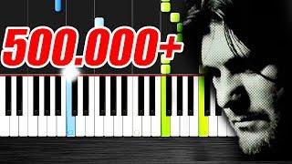 Vay Delikanlı Gönlüm Piano by VN