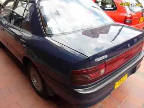 Mazda 323 1993 - YouTube
