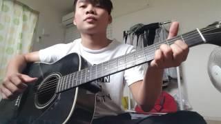 Thế giới và em anh chọn em- Guitar cover