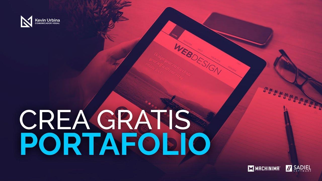 Tutorial crear un portfolio en PDF y Facturas Interactivas ...