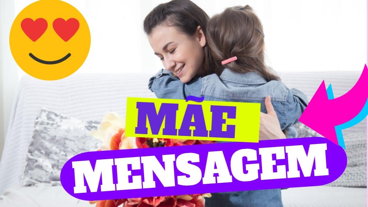 Mensagem De Aniversário De Mãe Para Filho: MENSAGEM EM AUDIO PRA MINHA MÃE
