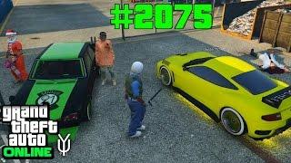 GTA 5 ONLINE Steigen Sie aus, nicht Sie, sondern Sie! #2075 Let`s Play GTA V Online PS4 2K