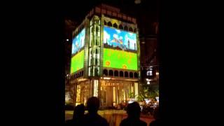 Big Ben on the Hour with Brit Rock Extraveganza! - Philadelphia Flower Show 2013