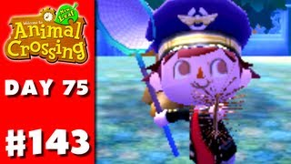 Animal Crossing: New Leaf - Part 143 - House Centipede (Nintendo 3DS Gameplay Walkthrough Day 75)