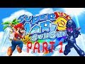 Super Mario Sunshine Multiplayer {1} This isn't easy w/Marc