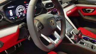 #WalkAround Lamborghini URUS