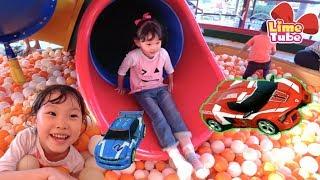 라임의 서울랜드 놀이기구 체험 | 슈퍼윙스와 또봇 트레인 장난감 놀이기구를 타다! Indoor Playground Family Fun for Kids Игрушки