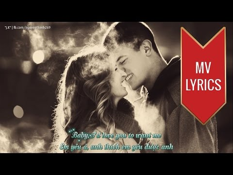 I'd Love You To Want Me | Lobo | Lyrics [Kara + Vietsub HD]