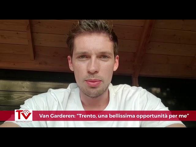 Le prime parole gialloblù di Van Garderen: