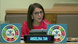 Affected Community and Civil Society Voices (UN Civil Society Hearing on TB)